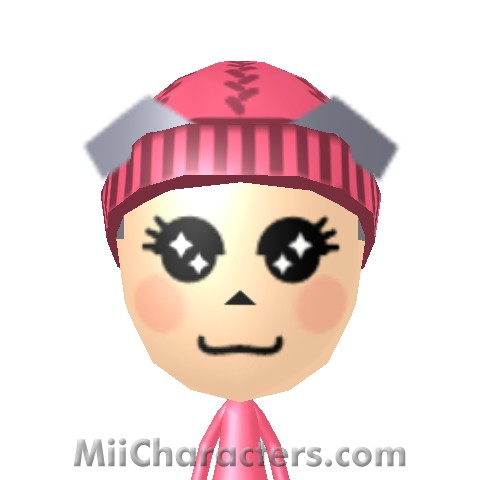 Miicharacters Com Miicharacters Com Mii Details For