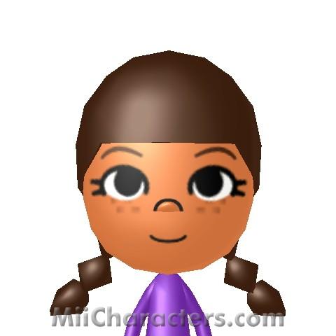 Doc McStuffins Mii Image by gamekirby