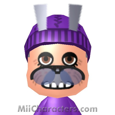 Com miicharacters com miis tagged with five nights at freddy s