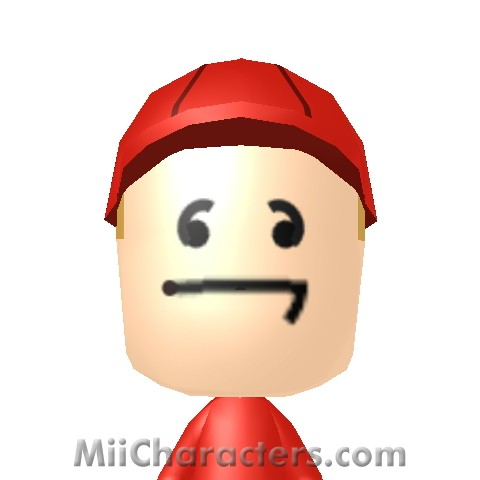 MiiCharacters.com - MiiCharacters.com - Miis Tagged with: homestar ...