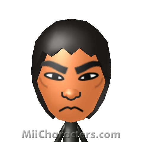 MiiCharacters.com - MiiCharacters.com - Mii Details for Bruce Lee