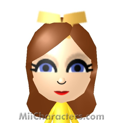 how to make mii characters sing
