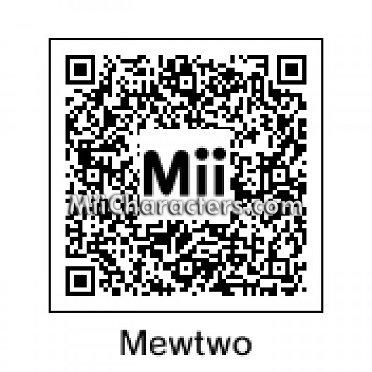 All Mii Qr Codes Related Keywords & Suggestions - All Mii ...