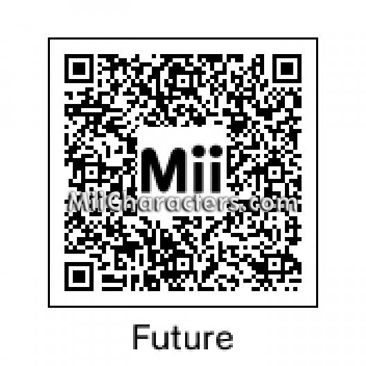 Qr code for future