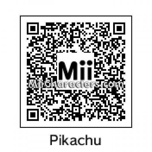 Miicharacterscom Miicharacterscom Miis Tagged With Pokemon