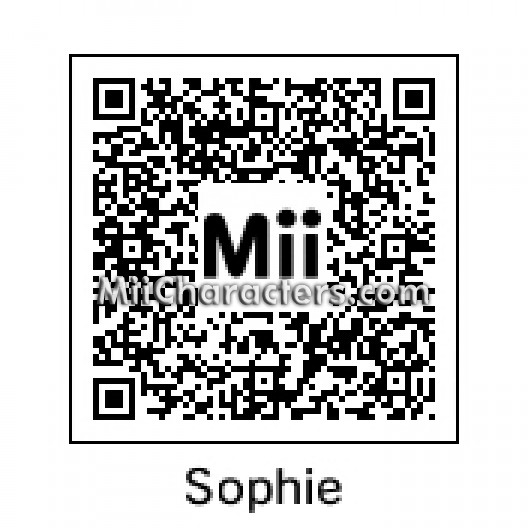 QR Code for Sophie by rhythmclock
