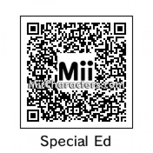 Special mii qr codes miicharacters com miicharacters com miis