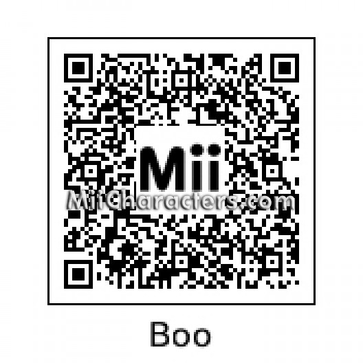 Qr code for boo by timothy