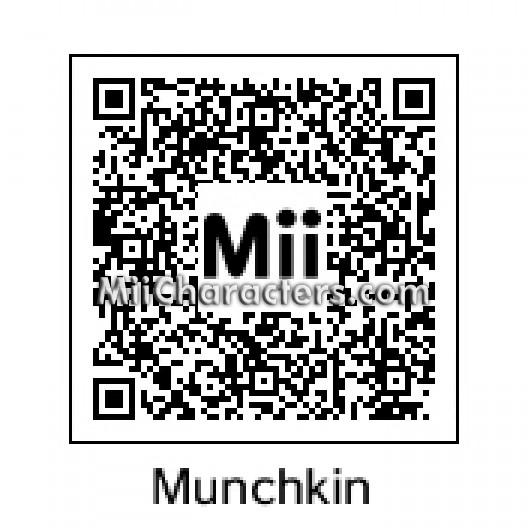 MiiCharacters.com - MiiCharacters.com - Mii Details for Munchkin