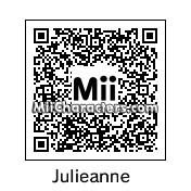 QR Code for Julianne Moore by Ajay