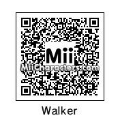 QR Code for Walker Texas Ranger by Ajay