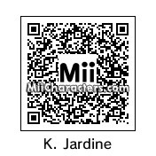 QR Code for Keith Jardine by Eric