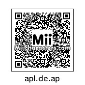 QR Code for apl.de.ap by Eric