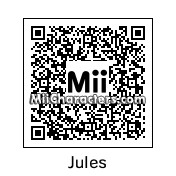 QR Code for Jules Winnfield by Andy