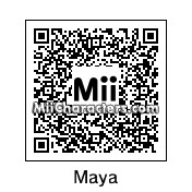 QR Code for Maya Herrera by rababob