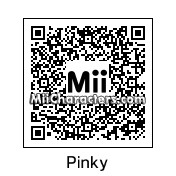 QR Code for Pinky by Aleox