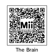 QR Code for The Brain by SHANESTONE
