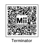 QR Code for Terminator by !SiC