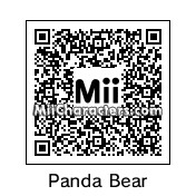 QR Code for Panda Bear by Tina