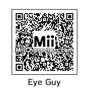 QR Code for Eye by !SiC