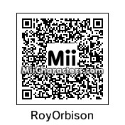 QR Code for Roy Orbison by Johnny C