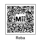 QR Code for Reba McEntire by Ephunk