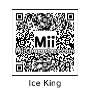 QR Code for The Ice King by waTimeisIt