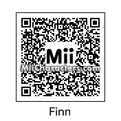 QR Code for Finn by waTimeisIt