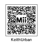 QR Code for Keith Urban by Devil