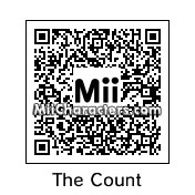QR Code for The Count by Johnny C