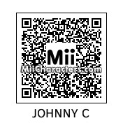QR Code for John Oppleman by Johnny C