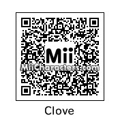 QR Code for Clove by bulldog