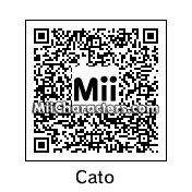 QR Code for Cato by bulldog