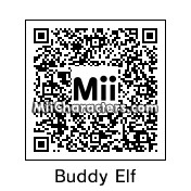 QR Code for Buddy The Elf by charlie
