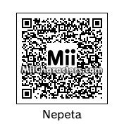 QR Code for Nepeta Leijon by DungRules