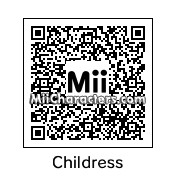 QR Code for Josh Childress by Tristan Groff