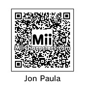 QR Code for Jonathan Paula by Tristan Groff