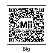QR Code for Big the Cat by SonicFan