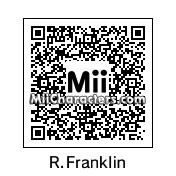 QR Code for Rich Franklin by Eric