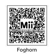 QR Code for Foghorn Leghorn by Roxii
