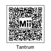QR Code for Tantrum by zander