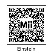 QR Code for Albert Einstein by zander