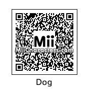 QR Code for Dog