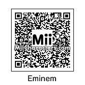 QR Code for Eminem by thejoe800