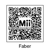 QR Code for Urijah Faber by Eric