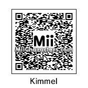 QR Code for Jimmy Kimmel by Andy Anonymous