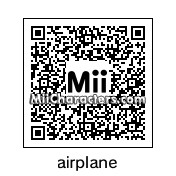 QR Code for Airplane by JakeK0202
