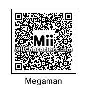 QR Code for Mega Man