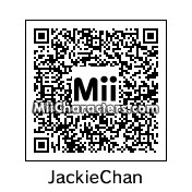QR Code for Jackie Chan by Dave