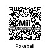 QR Code for Poke Ball